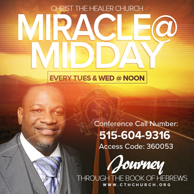 miracle at midday hebrews