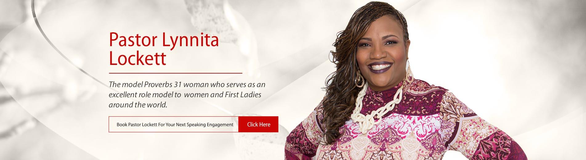 Pastor Lynnita Lockett